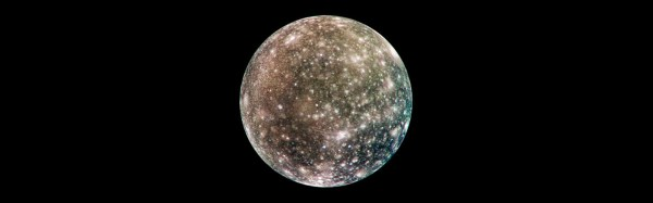 By the Numbers Callisto NASA Solar System Exploration