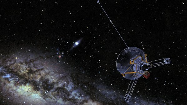 In Depth | Pioneer 11 – NASA Solar System Exploration