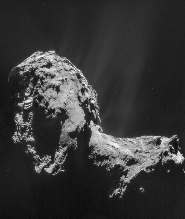 Rosetta Comet | NASA Solar System Exploration