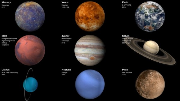 Our Solar System | NASA Solar System Exploration