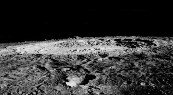Young Moon Rocks   NASA Solar System Exploration