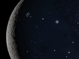 NASAs Moon Data Sheds Light on Earths Asteroid Impact