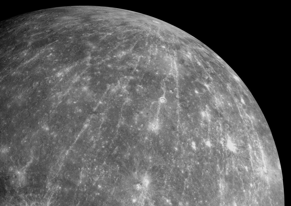 Mercury at Inferior Conjunction.