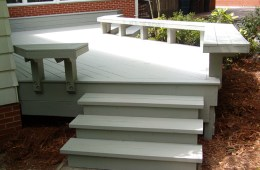 Custom Deck & Storage