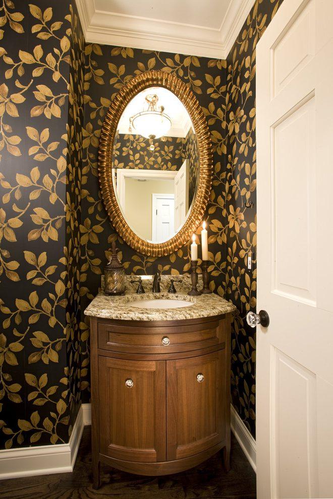 powder room vanity in wide assortment