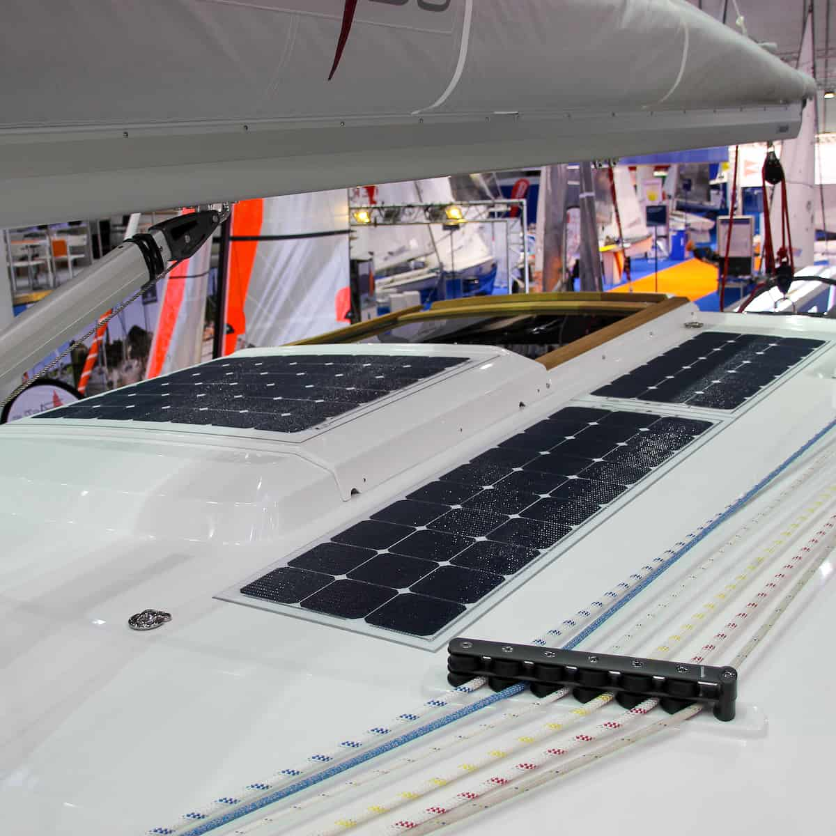 Sirius 40 DS 40DS Segelyacht Solbian Solar