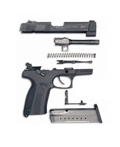 Пистолет МР-446 Викинг