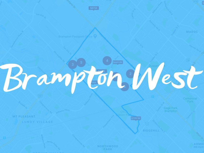 Brampton West Properties For Sale