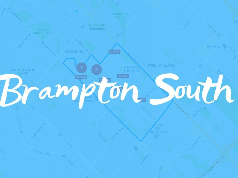 Brampton South Neighbourhood Properties for Sale