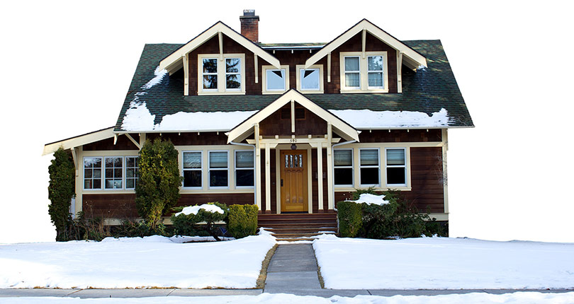 Top 10 home maintenance tips to keep your home in shape during winter.