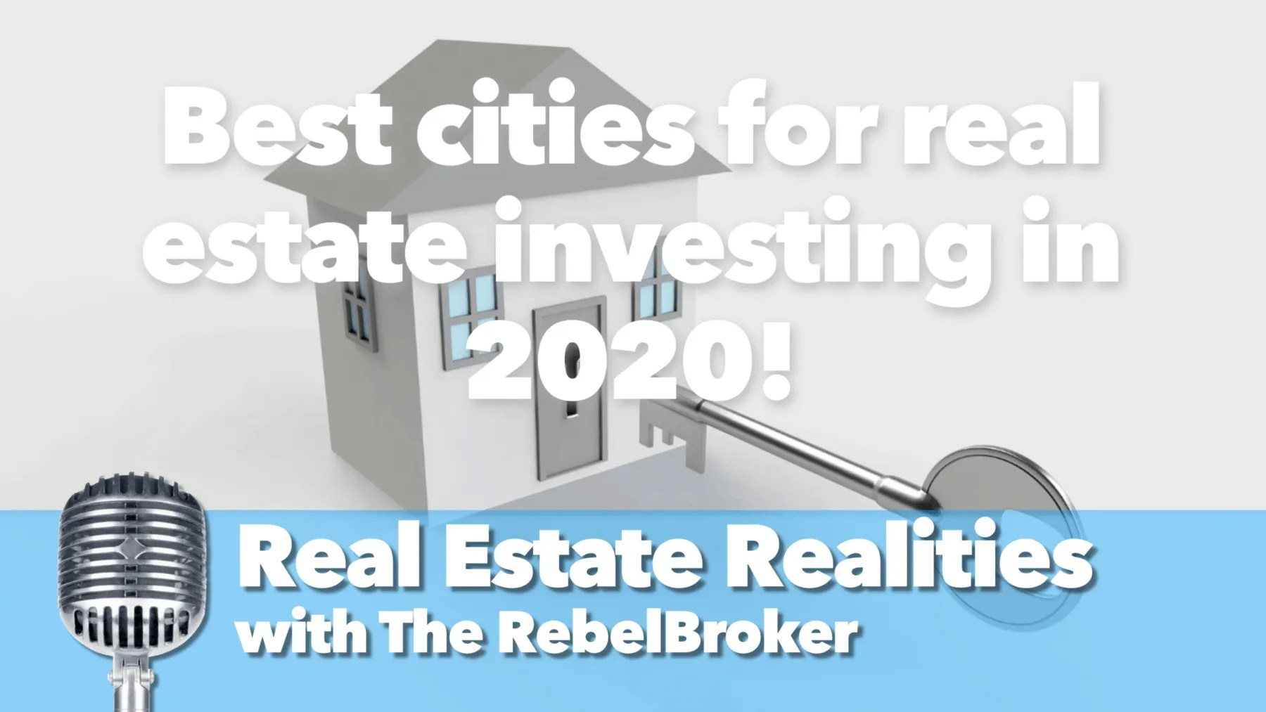 real estate investing 2020