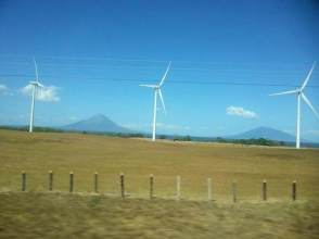 wind power Nicaragua