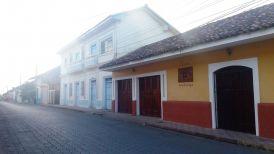 Rivas colonial streets