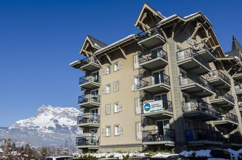 Promo Location vacances hiver Saint Gervais Alpes du Nord RESIDENCE LE GRAND PANORAMA