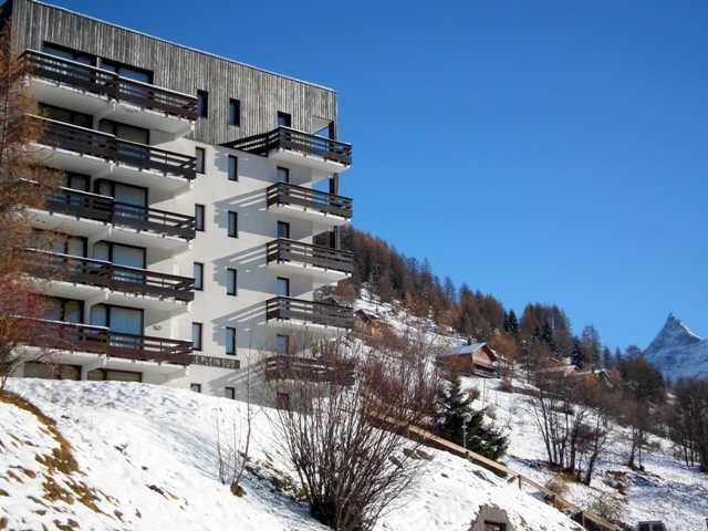 Promo Location vacances hiver Plan Peisey Alpes du Nord RESIDENCE LE PLEIN SUD