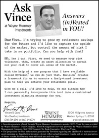 Ad Design Wayne Hummer Investments Ask Vince