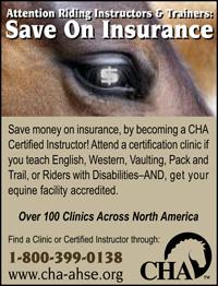 CHA – Member Insurance Ad