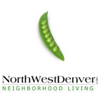 Logo Design Northwest Denver Real Estate Neighborhood Living Colorado