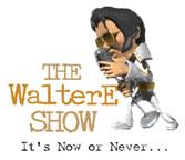 Logo Design WalterE Show Elvis Tribute Artist