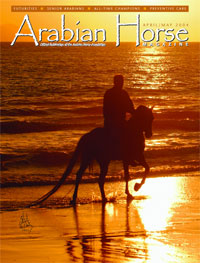 Arabian Horse Magazine – AHA Publication