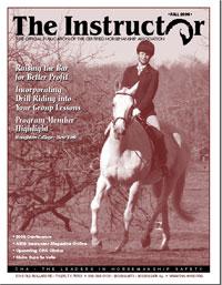 Publication Design Certified Horsemanship Association CHA Magazine