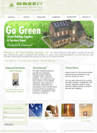 3RG Building Solutions Website