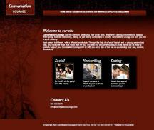 Conversation Courage Website Design in Denver