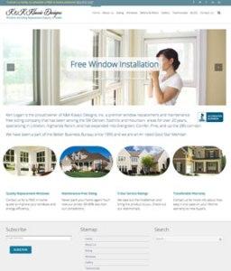 website-design-kandkklassicdesigns