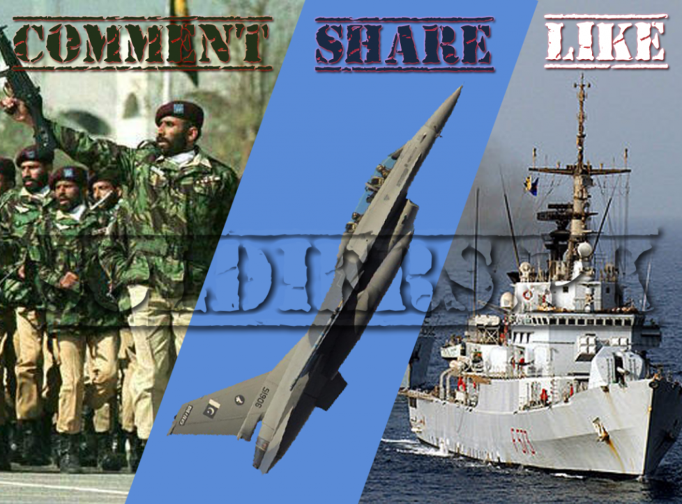 army navy airforce pakistan