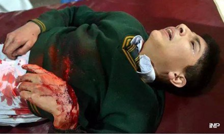 Pictures – Peshawar Attack on Army Public School – not for weak hearted
