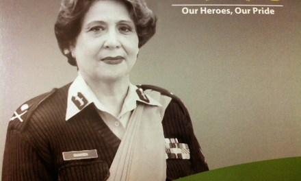 A Brief history about Major General shahida Malik