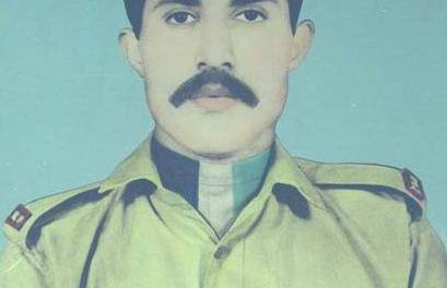Havildar Lalak Jan Shaheed