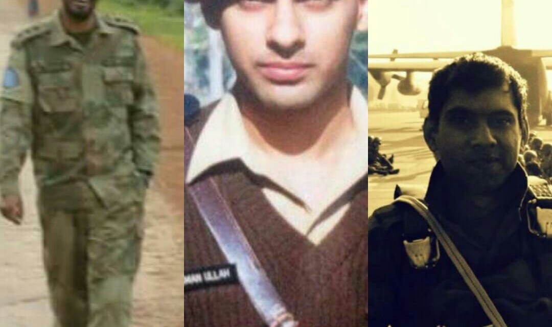 Pak Army Doctors Shaheed in Helicopter Crash – 6 August 2015