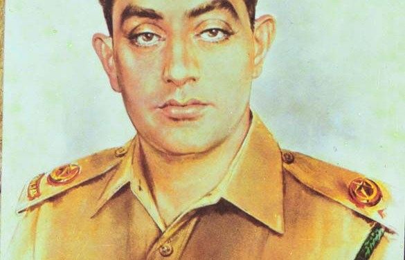 Major Aziz Bhatti Shaheed
