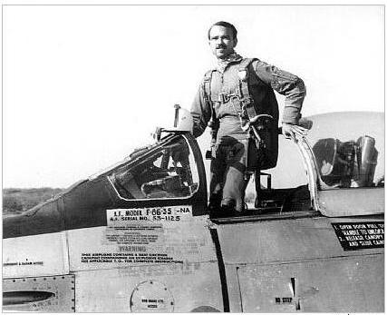 Muhammad Mahmood Alam was fighter pilot