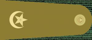 pakistan army major rank