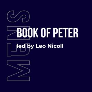 The Book of Peter w/ Leo Nicoll (Men's) 3