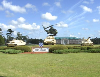 Guest Post: Fort Stewart Army Post, GA ~ Soldier's Wife ...