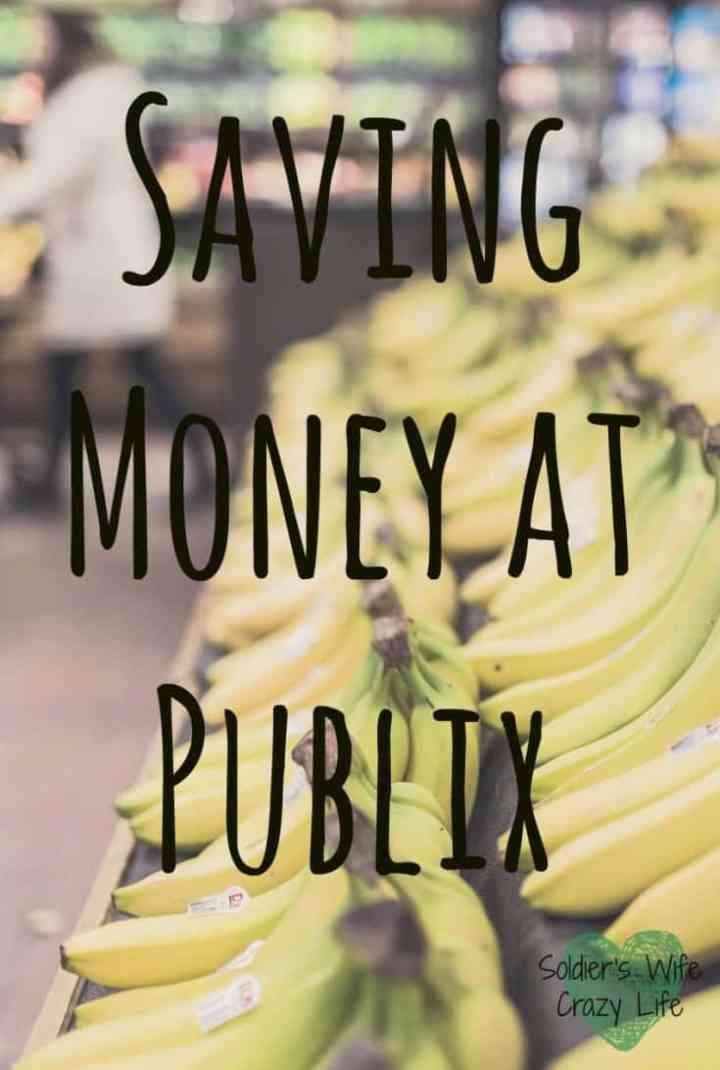 Saving Money at Publix