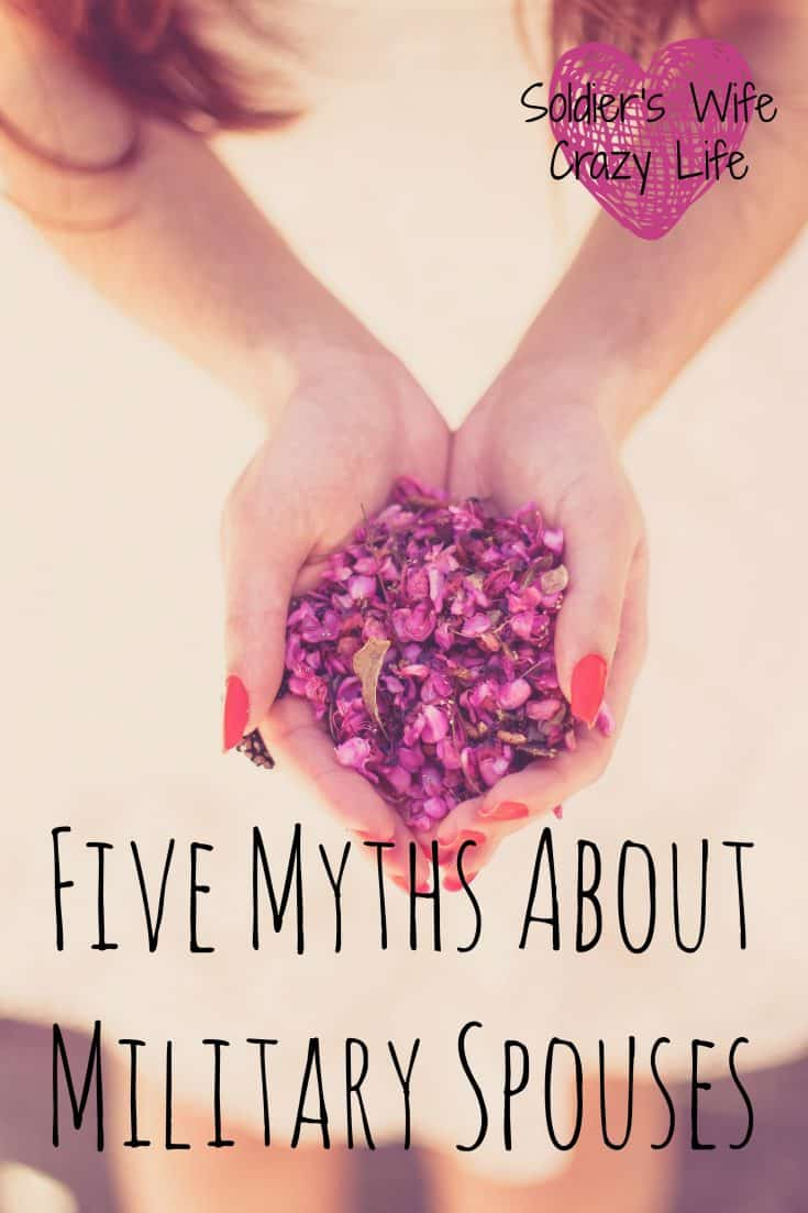 Five Myths About Military Spouses