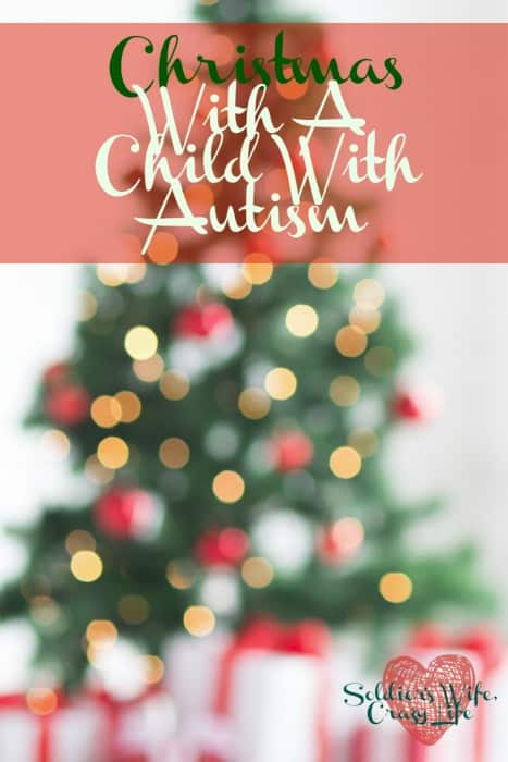 Christmas With A Child With Autism