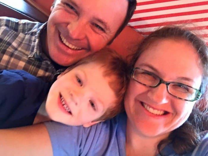 military spouse blogger