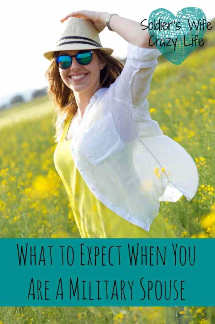 What to Expect When You Are A Military Spouse