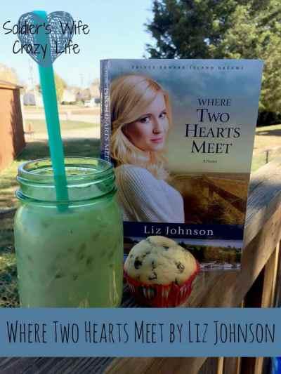 Where Two Hearts Meet by Liz Johnson
