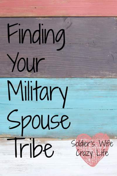 Finding Your Military Spouse Tribe