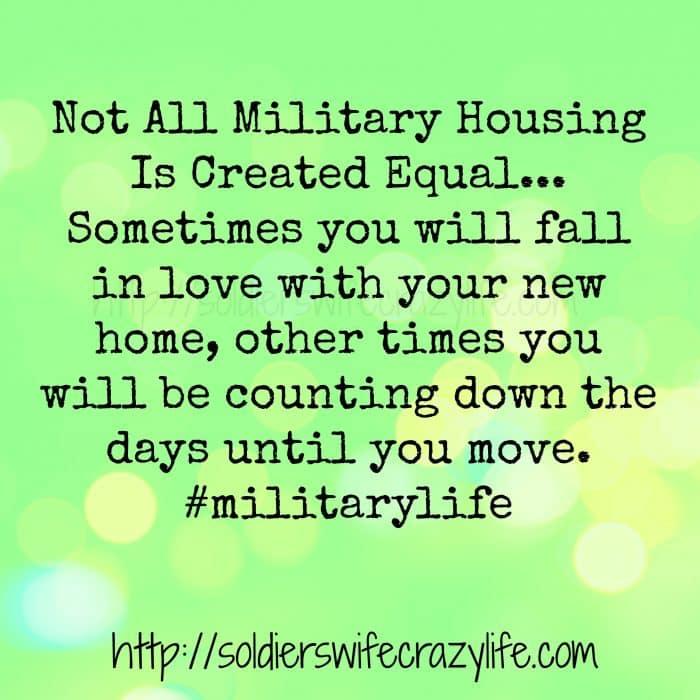 Military PCS