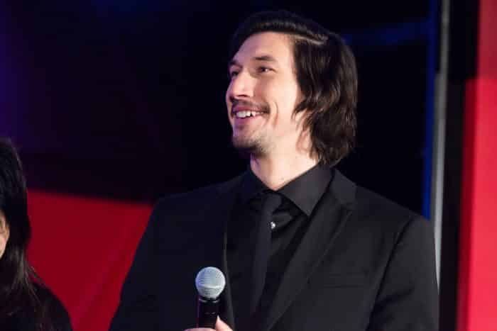 What Adam Driver, Former US Marine, Does For the Military
