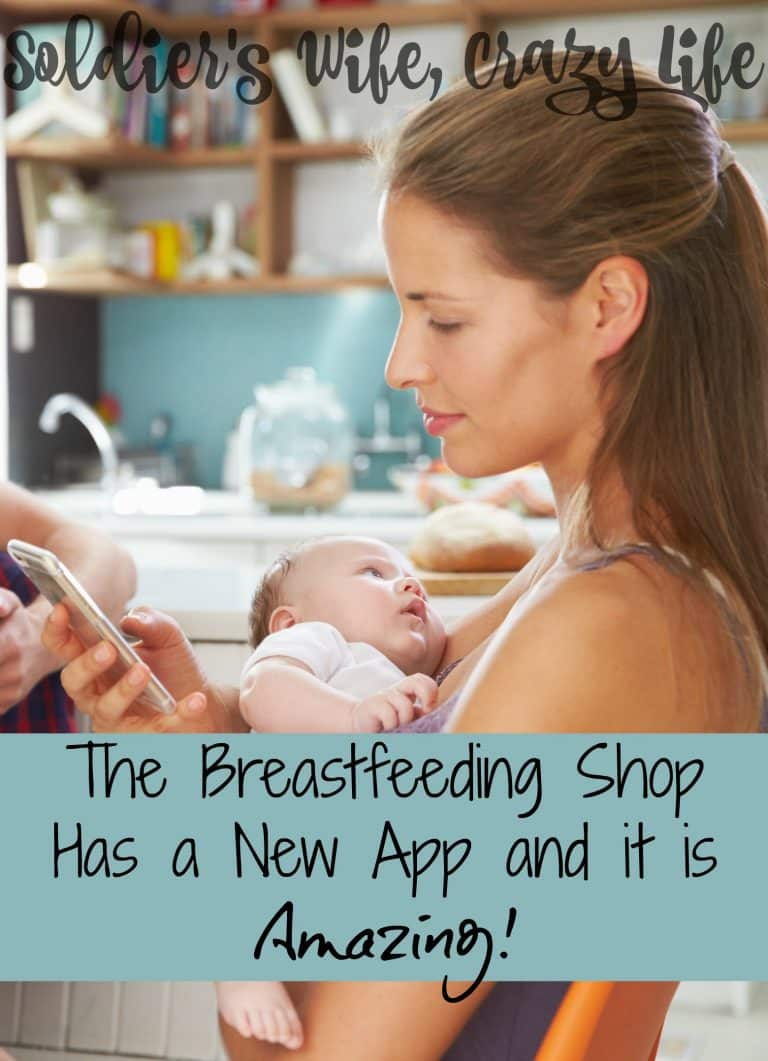 The Breastfeeding Shop Has a New App and it is Pretty Amazing