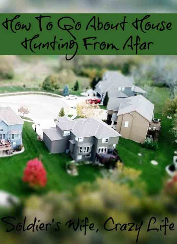 How To Go About House Hunting From Afar