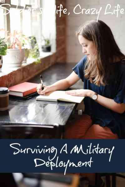 Surviving A Military Deployment